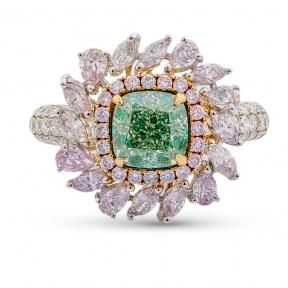 1.51 Ring Fancy Green